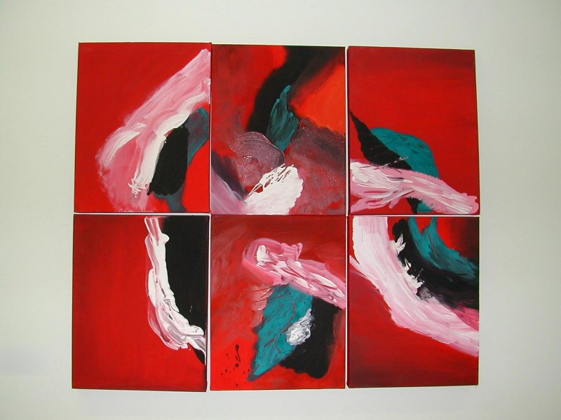 title-red-hot-lava-acrylic-on-canvases